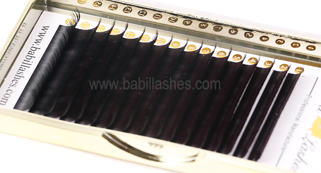 Best price lash factory mixed eyelash extensions supplier