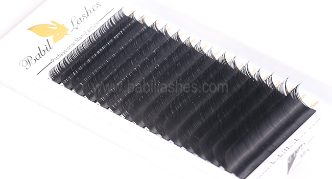 25fca1e30fe Silk eyelash extension is made of Korea PBT (Polybutylene  Terephthalate),it's a kind of fiber with excellent properties. Silk lash  extensions are super ...